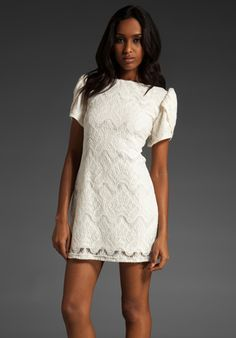 another lace dress :)