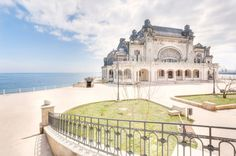 Out of Time Photo Report of an Abandoned Casino in Romania – Fubiz Media Art Nouveau, Urban Photography, Underwater Photography, Abandoned Buildings, Abandoned Places, Photo Report, Photo D Art, Sea Photo, Historical Monuments