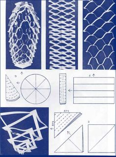 Paper Sculpture Techniques   ... for non-commercial use only ...
