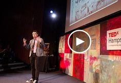 Jarrett J. Krosoczka: How a boy became an artist | How to be an artist - and be yourself