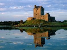 Dunguire castle, Galway, Ireland