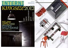 #colletto coffee table, design by @Moschino for #altreforme published on INTERNI KinGSize, April 2012 #arlecchino #interior #home #decor #homedecor #furniture #aluminium