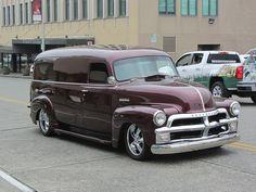 1954-55 Panel Truck | by Hugo90