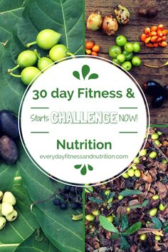 Ready to take the challenge and get healthier? 10 minutes a day for 30 days is all it takes!