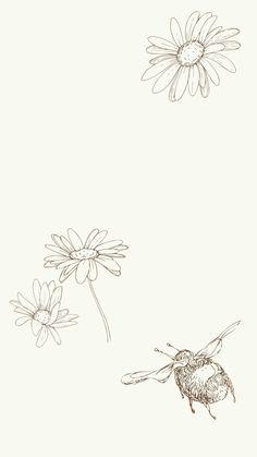 Minimal Spring Wallpaper