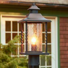 Birch Lane Marlborough Outdoor Post Lantern