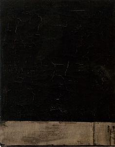 Robert Rauschenberg- Black