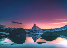 Sunset by Felix Ostapenko on YouPic Mountain Photos, World Pictures, Daily Photo, Unique Photo, Oh The Places You'll Go, Landscape Photography, Photography Ideas, The World's Greatest, Natural World