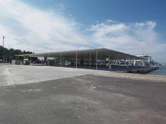 ( ) - finn-wilkie: SANAA, Ferry Terminal, Naoshima,...