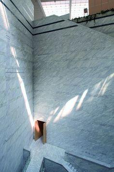 Ricardo Bofill Taller de Arquitectura / Madrid Congress Center, interior space