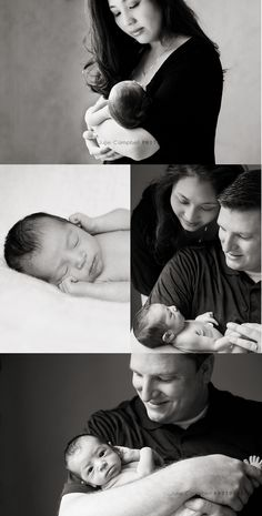 Newborn Photography with the Family | Ventura County