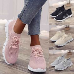 Quick and easy to slip on and off Soft one-sole cushioning gives extra pep in your step Adjustable tightness with laces Breathable, soft and Flexible OFF Tenis Casual, Casual Sneakers, Sneakers Fashion, Casual Shoes, Moda Sneakers, Sneakers Mode, Shoes Sneakers, Women's Shoes, Vestidos