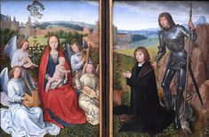 IMG_4009A  Hans Memling. 1433-1494 | by jean louis mazieres