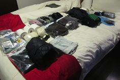 Everest Base Camp trek Nepal packing