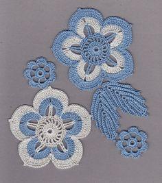 I'm a crochet designer from Ukraine. My name is Antonina Kuznetsova. I have been working for crochet magazine Duplet since 2003.
