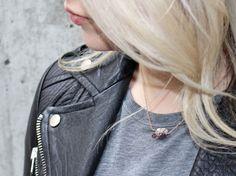Collins Necklace #Je