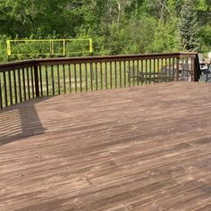 after restaining a deck picture with teak cloverdale sharkskin stain. Restaining a deck is a great weekend project to DIY. Restaining your worn and weather deck can transform it and bring it to life again. Here is how to restain your deck and what to not to do. If your deck is weathered and worn it's time to restain your deck. Check out our before and after photos Restain Deck, How To Restain Wood, Deck Pictures, Before And After Diy, Water Based Stain, Painted Trays, Home Repairs, Landscaping Tips, Diy Home Improvement