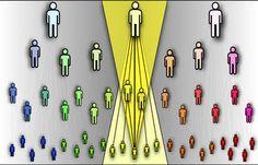 Los más populares de una red no son siempre los más conectados.