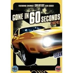 http://ift.tt/2dNUwca | Gone In 60 Seconds (1974) DVD | #Movies #film #trailers #blu-ray #dvd #tv #Comedy #Action #Adventure #Classics online movies watch movies  tv shows Science Fiction Kids & Family Mystery Thrillers #Romance film review movie reviews movies reviews
