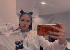 Maggie Lindemann, Selfie Poses, Selfies, Apps For Girls, Girl Face, Aesthetic Girl, Look Cool, Pretty People, My Girl