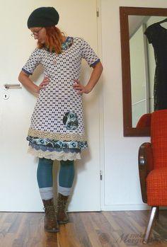 blue.dress handmade by mein Morgenstern