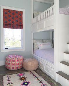 Fun little bunk room