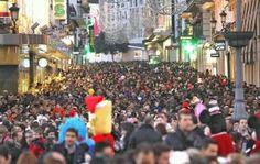 #Navidad en #Madrid #sol