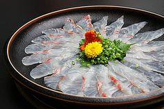 Snapper usuzukuri   17 Beautiful And Mouthwatering Photos Of EdomaeSushi