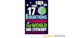Image result for 17 equations that changed the world ian stewart book cover