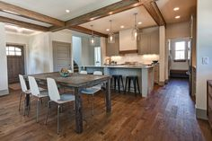 updating home with stained woodwork - Google Search