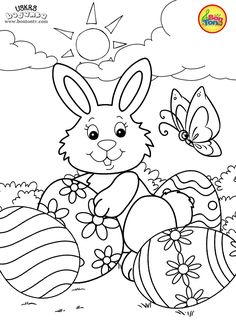 Easter coloring pages uskrs bojanke za djecu free printables easter bunny eggs chicks and more on bonton tv coloring books uskrs bojanke easter coloringpages coloringbooks printables Easter Coloring Pages Printable, Easter Coloring Sheets, Easter Bunny Colouring, Bunny Coloring Pages, Cool Coloring Pages, Coloring Pages For Kids, Coloring Books, Easter Paintings, Easter Bunny Eggs