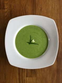 Wild garlic soup – foodandfamilyaffair