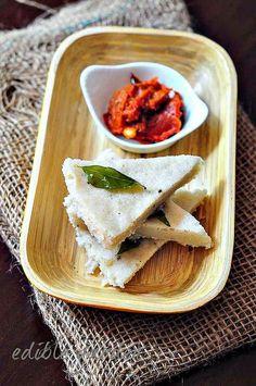 Kanchipuram Idli - Kanchipuram Idli Recipe - Easy South Indian Breakfasts