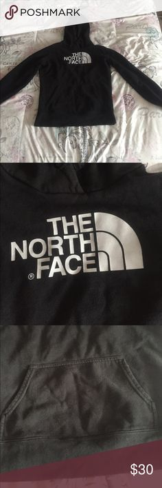 NORTHFACE HOODIE BLACK NORTHFACE HOODIE The North Face Jackets & Coats