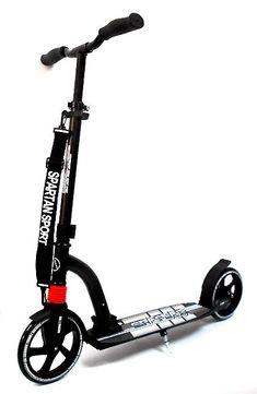 Kolobežka Spartan je skvelým variantom vtedy, ak hľadáme kvalitnú, no pritom cenovo prístupnú kolobežku. Orientovať sa vširokej ponuke kolobežiek býva pre kupujúceho občas značne problematické. Na základe osobných skúsenosti väčšina používateľov odporúča práve značku Spartan. Outdoor Power Equipment, Gym Equipment, Stationary, Bike, Sports, Bicycle, Hs Sports, Bicycles, Workout Equipment