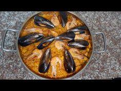 👌بايلا بطريقة جديدة سهلة و شهية | Paella🦐😋 - YouTube Paella, Pork Buns, Steamed Buns, Dim Sum, Dumplings, Asian