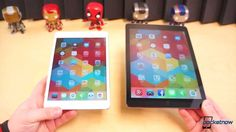 iPad mini with Retina display vs iPad Air (+playlist)