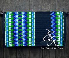 Saddle Pads, Horse Tack, Saddles, All Design, Ranch, Horses, Make It Yourself, Blanket, Wool