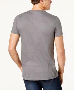 Weatherproof Vintage Men's Logo-Print T-Shirt - Orange XXL