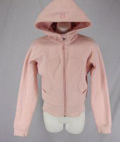 Lululemon Peachy Pink Scuba Hoodie Jacket SZ 4 | eBay Alison Hendrix Orphan Black cosplay