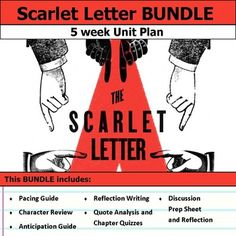 scarlet letter gallery walk writing and image analysis activity  scarlet letter unit bundle the scarlet letterschool projectsessay