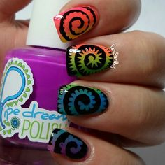 Pipe Dream Polish A Night in Vegas Collection and paisley cyclone vinyls
