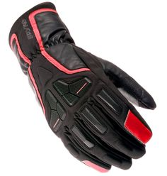 #Spyke Raid WP #Motorcycle #Gloves for motorcyclists.