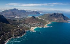 Kapstadt Sehenswürdigkeiten beim Rundflug von kapstadt nach cape point