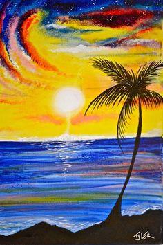 Mindful Morning  Canvas: $150  Print: $25  www.tymurf.tumblr.com