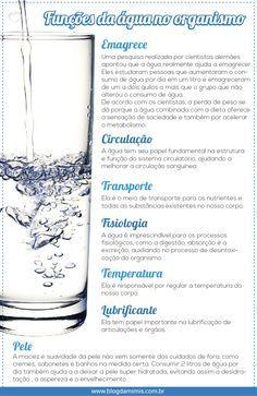 Beba água! Ajuda no