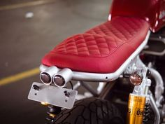 deBolex Mk5 - Honda CB750 Sevenfifty - deBolex London