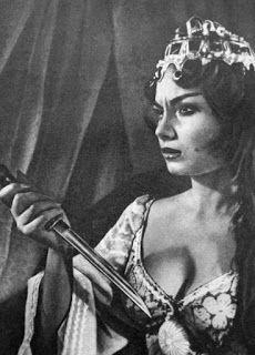 """Belgin Doruk """"Binnaz"""" filminde 1959"""