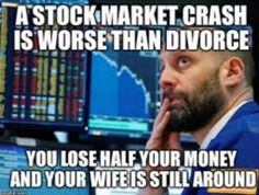 Most people do not enjoy the stock market. In this post, we have complied with best stock market memes that will make your day. Check out these funny stock market memes and enjoy. Stock Market Quotes, Stock Quotes, Stock Trader, Day Trader, Marketing Meme, Affiliate Marketing, Trading Quotes, Best Stocks, Buy Bitcoin