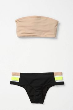 anthropologie swim suit...wish i could wear this style top...